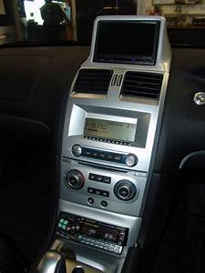 Ford Ba Falcon Stereo Options