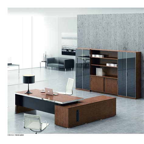 bureau high simple modern ceo office furniture modern practical