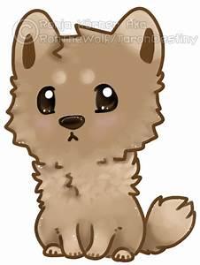 Lil Chibi Dog by RonTheWolf on DeviantArt