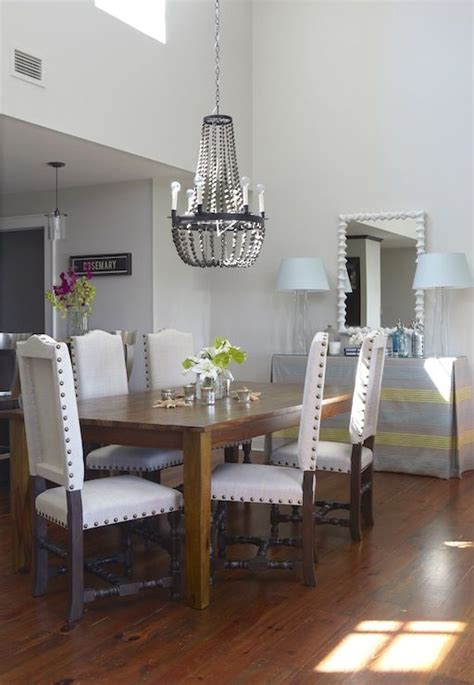 contemporary beach condo dining room   story