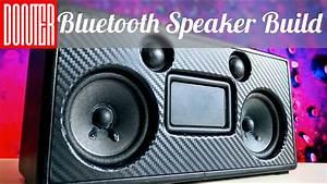 Diy Portable Bluetooth Speaker Build