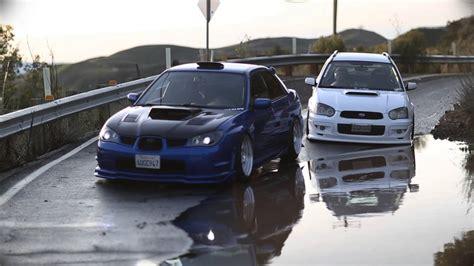 hawkeye subaru hatchback hellaflush subarus wrxs hawkeye sedan and peanuteye wagon