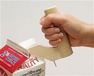 Milk Carton Opener | North Coast Medical