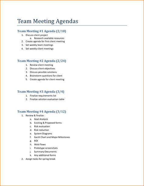 team meeting agenda template 5 team meeting agenda template divorce document