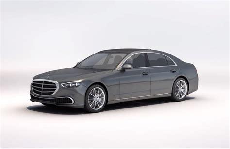 Ovako bi mogao izgledati budući Mercedes-Benz S-klase ...