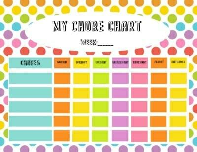 chore charts  kids    cleaning  fun