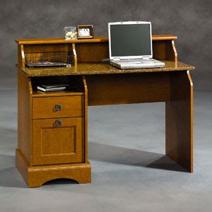 Sauder Graham Hill Desk Autum Maple by Sauder Graham Hill Desk Autumn Maple Boscov S