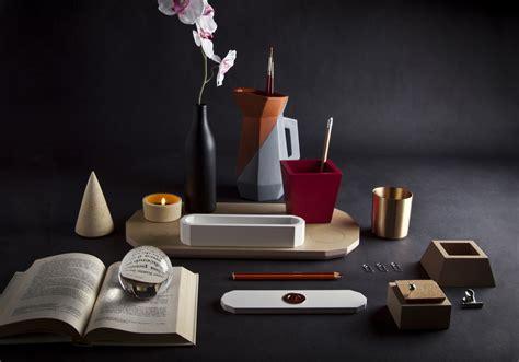 accessoire pour bureau 40 objets déco pour le bureau décoration