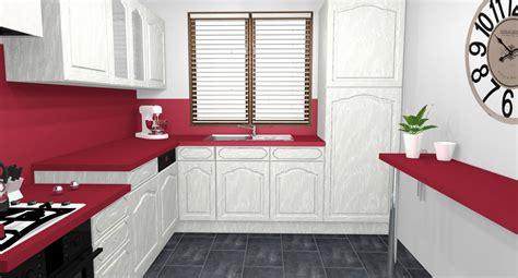 cuisine en gris decoration cuisine meuble gris