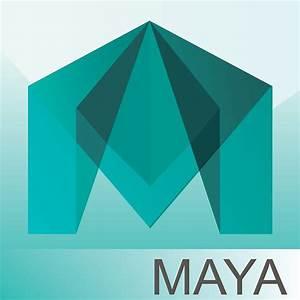 """Maya Autodesk Icon"" by AlicieWL | Redbubble"