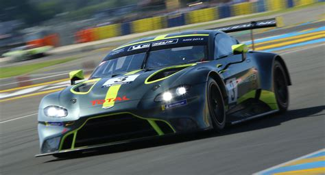 Martin Gt3 by Aston Martin Vantage Gt3 To Make Racing Debut At The Ring