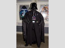Darth Vader at Disney Character Central