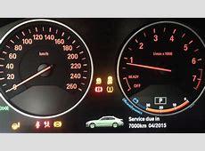 Reset Service BMW 320 F30 YouTube