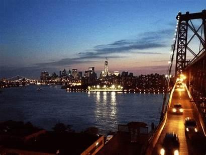 Bridge Brooklyn Gifs Shot Enough Francisco San