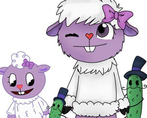 Lammy And Mr.pickels Htf Anime Vercion By Pokefubuki On