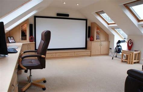 loft computer room attic bedrooms home attic renovation