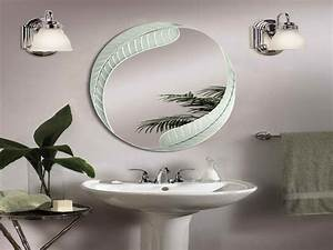 decoration magnificent oval bathroom decorating mirrors With mirrors for bathrooms decorating ideas