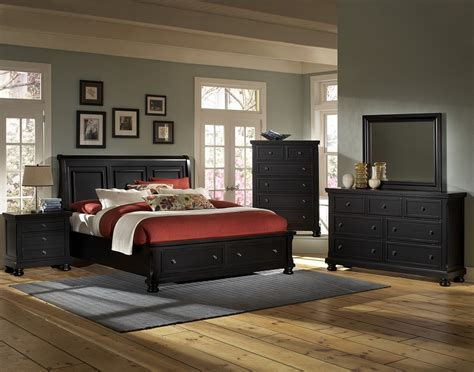 Bassett Vaughan Bedrooms by Reflections Collection Reflections Br Col Bedroom