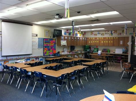 Top 4th Grade Classroom Arrangement Images For Pinterest
