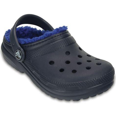 Blue Crocs