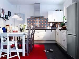 relooker sa cuisine sans se ruiner elle decoration With comment decorer ma petite cuisine