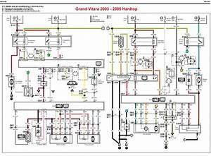 Install Suzuki Grand Vitara Starter Wiring Diagram