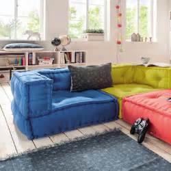 sofa kinder kindersofa cushion sofa eck element l 65x65cm dannenfelser