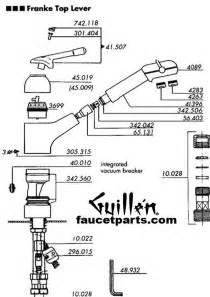 pfister kitchen faucets franke faucet parts