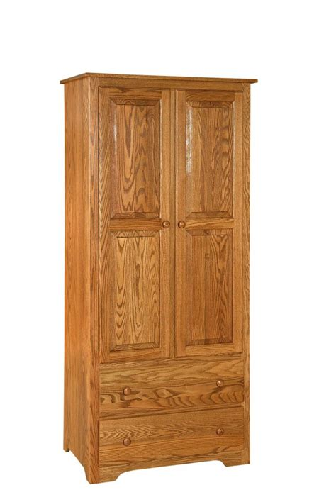 armoires bureau shaker style amish made wardrobe armoire from dutchcrafters