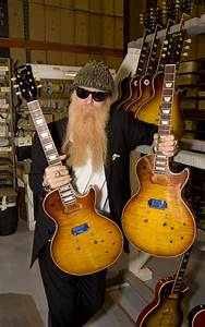 Gibson Custom And Zz Top U0026 39 S Billy Gibbons Create The