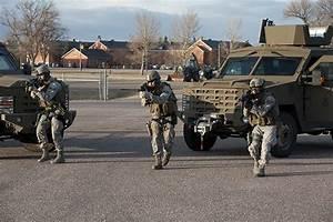 Tactical Response Force (TRF) - USAF Police Alumni Association