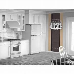 Tapisserie Pour Cuisine : papier peint cuisine original ~ Premium-room.com Idées de Décoration