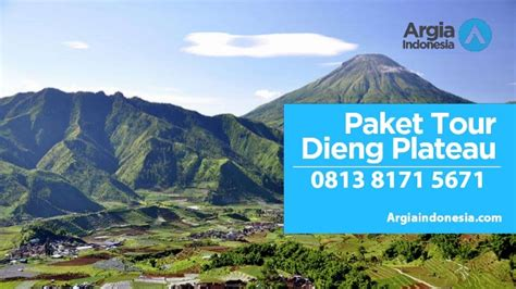 wa    paket wisata gunung dieng wonosobo
