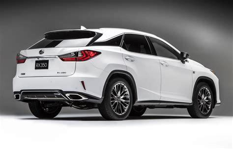Lexus Rx by 2018 Lexus Rx 350 Redesign