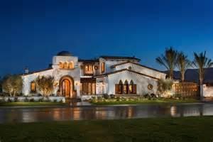 mediterranean villa house plans beautiful hacienda in la quinta ca homes of the
