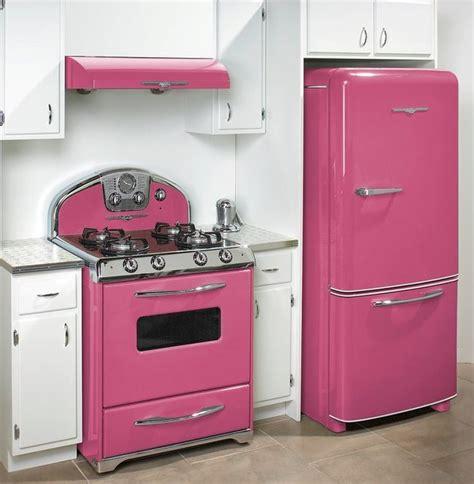 pink retro kitchen collection elmira stove works antique antique appliances retro html