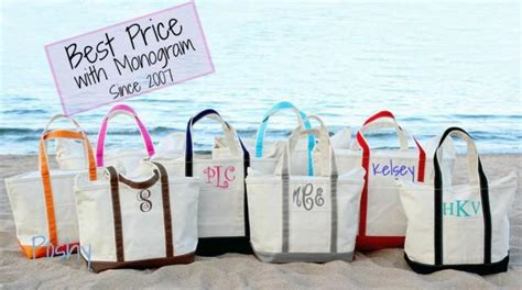 monogram boat tote large boat tote personalized beach tote bridesmaid gift monogrammed