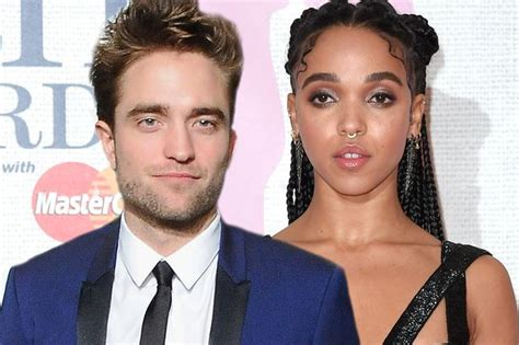 Robert Pattinson is 'ENGAGED' to girlfriend FKA Twigs ...