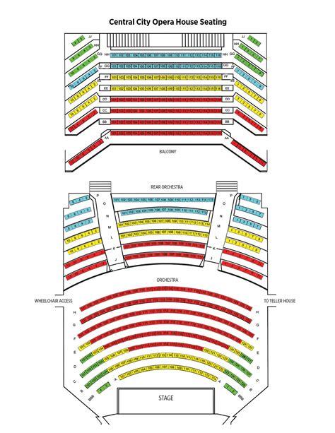 seating chart brokeasshomecom