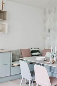 pourquoi choisir une table avec banquette pour la cuisine With coin cuisine avec banquette
