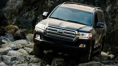 Cruiser Land Toyota Wallpapers 4k Cars
