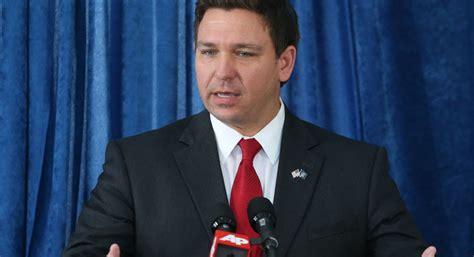 gubernatorial buzz desantis donor