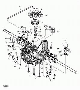 John Deere D140 Parts Diagram