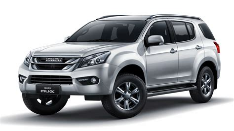 With the two rear rows of seats fully folding, there's a configuration for pretty much every scenario. 2015 Isuzu MU-X | Top Speed