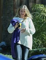 Pregnant At Last! Cameron Diaz Covers Up Possible Baby ...