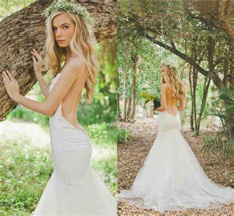 Summer Garden Wedding Dresses  Wedding And Bridal Inspiration