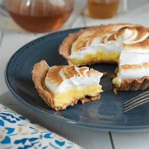 Recette Tarte Citron Meringuée Facile : recette de la tarte au citron meringu e facile marie claire ~ Nature-et-papiers.com Idées de Décoration
