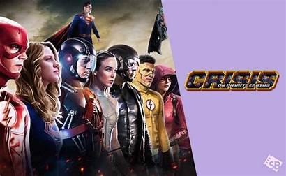Crisis Infinite Earths Order Screenbinge Shows