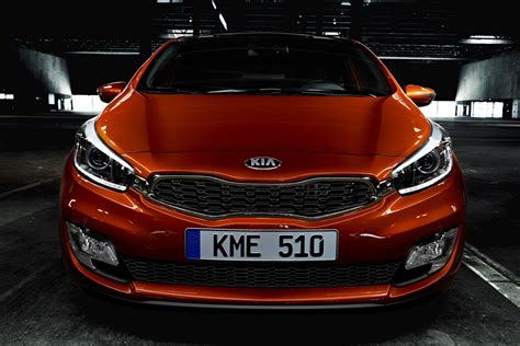 All New 2018 Kia Pro Ceed Photos And Details Autotribute