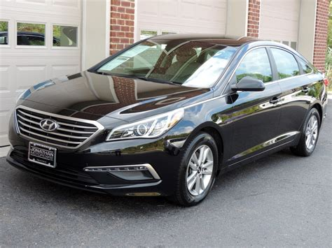 Hyundai Sonata Dealers by 2015 Hyundai Sonata Se Stock 021039 For Sale Near